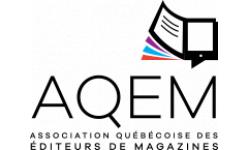 L'Association québécoise des éditeurs de magazines